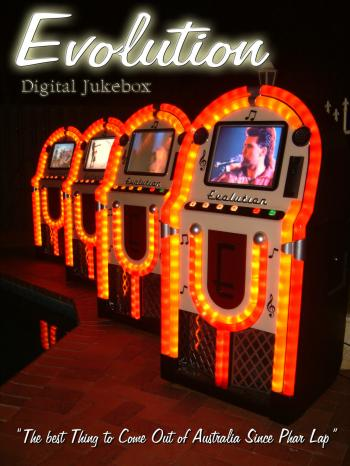 Evolution Jukeboxes